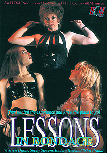 Lessons In Bondage Box Cover