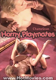 Horny Playmates Box Cover