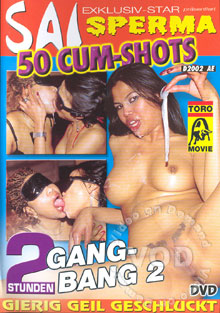 Sperma Gang-Bang 2 Box Cover