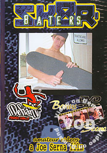Sk8r' Baters Box Cover