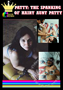 Patty: The Spanking Of Hairy Aunt Patty Box Cover