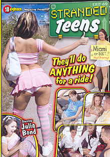Stranded Teens Box Cover