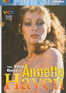 The Very Best Of Annette Haven Box Cover