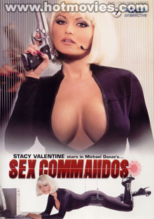Sex Commandos Box Cover