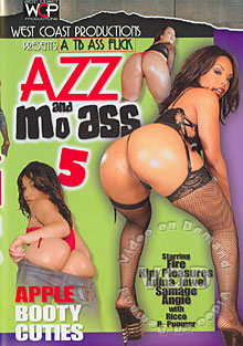 Azz And Mo Ass 5