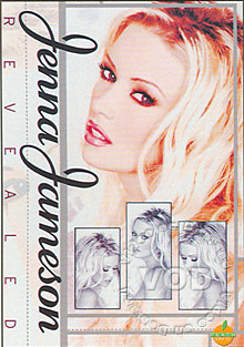 Jenna Jameson Revealed Box Cover