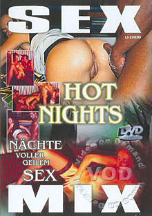 Sex Mix - Hot Nights Box Cover