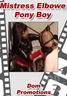 Mistress Elbowe Pony Boy Box Cover