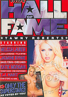 Hall Of Fame - Tawny Roberts Box Cover