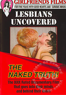 Lesbians Uncovered - The Naked Truth! Box Cover