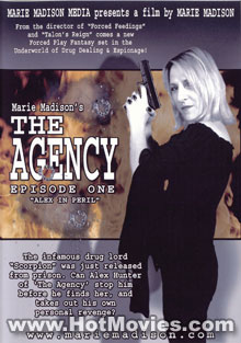 The Agency- Episode 1: Alex in Peril Box Cover