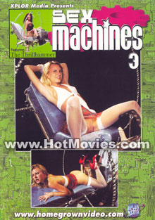 Sex Machines 3 Box Cover