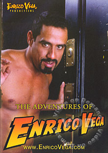 The Adventures Of Enrico Vega Box Cover