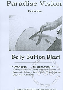 Belly Button Blast Box Cover