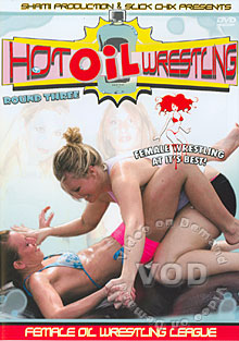 Hot Oil Wrestling Round Three