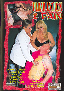 Humiliation & Pain Box Cover