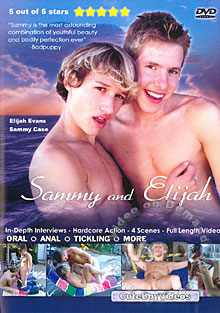 Sammy and Elijah Box Cover