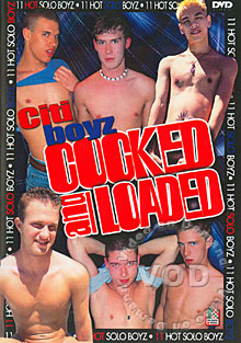 Cocked And Loaded Box Cover