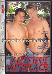 Anytime Anyplace Box Cover