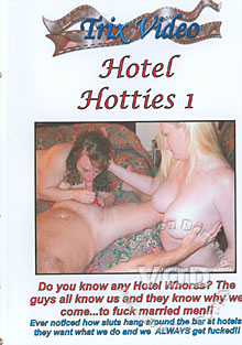 Hotel Hotties 1 Box Cover