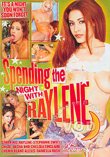 Spending The Night With Raylene Box Cover