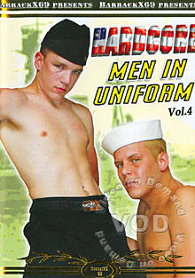 Hardcore Men In Uniform Vol. 4