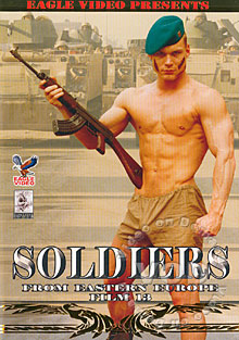 Soldiers From Eastern Europe Film 13 Box Cover