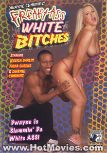 Freaky Ass White Bitches Box Cover