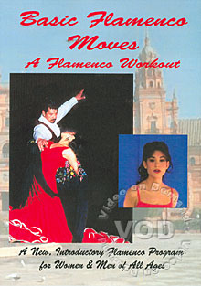 Basic Flamenco Moves - A Flamenco Workout