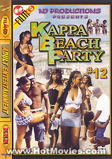 Kappa Beach Party #12 Box Cover