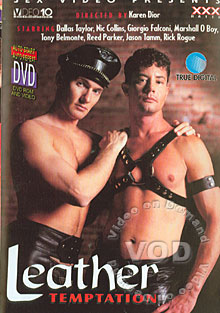 Leather Temptation Box Cover