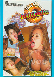 Jizz Glazed Goo Guzzlers Volume 3 Box Cover