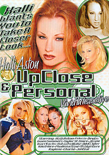 Halli Aston - Up Close & Personal Box Cover