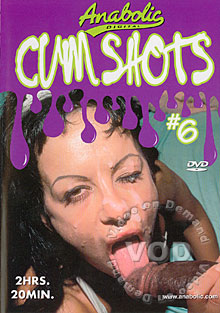 Cum Shots #6 Box Cover