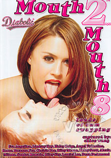 Mouth 2 Mouth 8 Box Cover