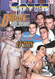 Dreams Are Made Of This Box Cover