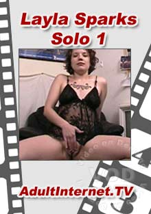 Layla Sparks Solo 1 Box Cover