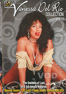 Vanessa Del Rio Collection 1 Box Cover
