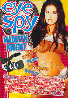 Eye Spy - Madelyn Knight Box Cover