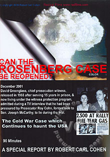 Can The Rosenberg Case Be Reopened?