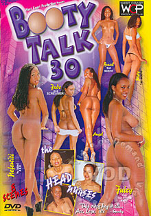 Booty Talk 30 Box Cover