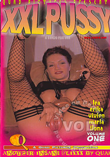 XXL Pussy Volume One Box Cover