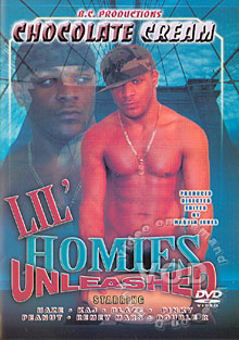 Lil' Homies Unleashed Box Cover