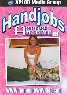 Handjobs Across America 18 Box Cover