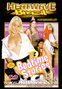 Bedtime Stories Box Cover