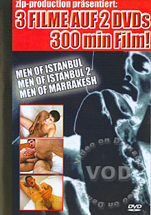 Men Of Istanbul Box Cover