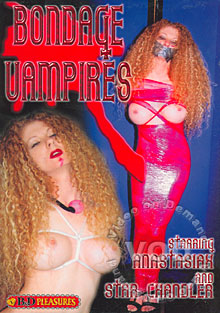 Bondage Vampires Box Cover