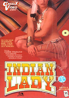 Indian Lady Box Cover