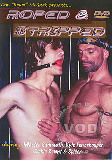 Roped & Stripped Box Cover