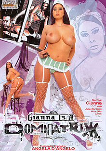 Gianna Is A Dominatrix Box Cover